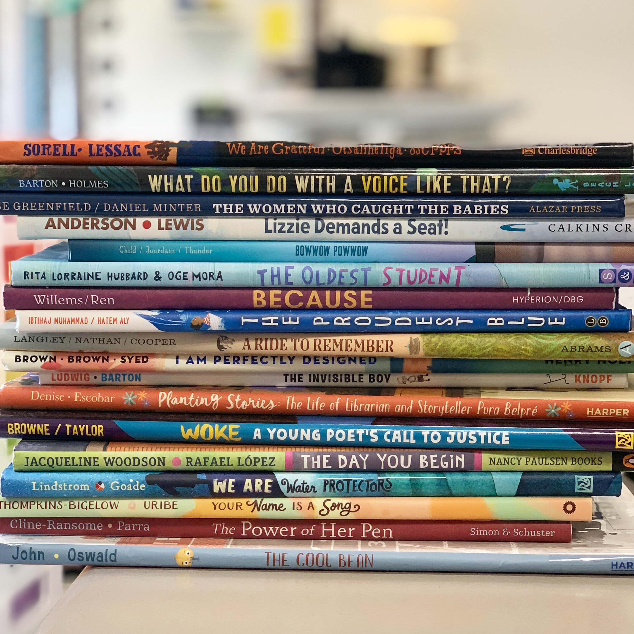 Reading Aloud in Middle School